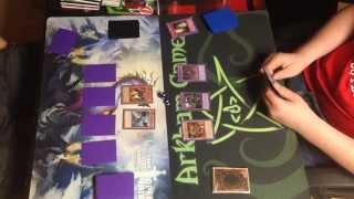 Nerdist King duels 001: Heroes vs Blackwings with Logan and Noah