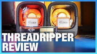 aMD Ryzen Threadripper 1950X & 1920X Review: Core i9 Killer