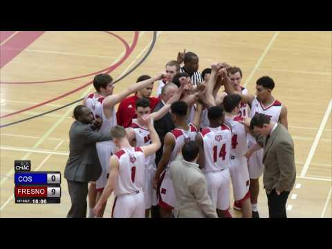 College Basketball: Fresno City College vs. College of the Sequoias