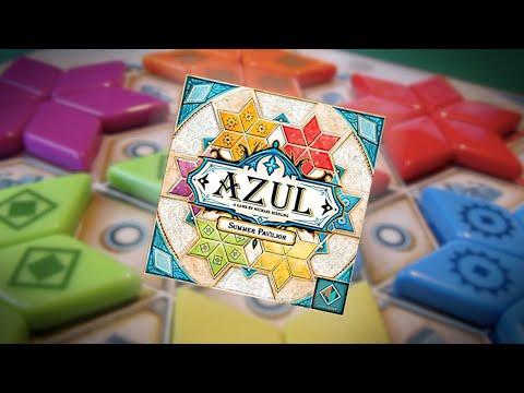 AZUL: Summer Pavilion, Il gioco da tavolo sulle piastrelle! | RECENSIONE