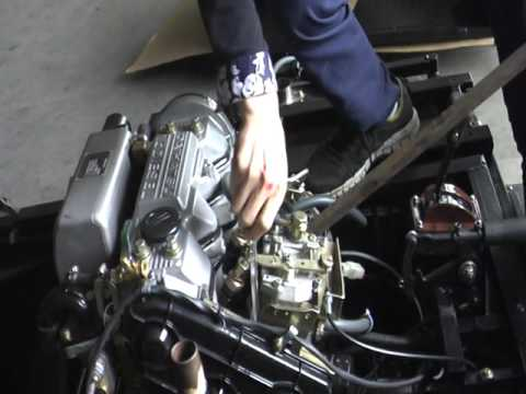 Fuel Injection Pump Adjust