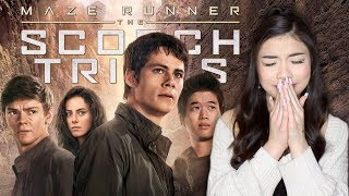 The Scorch Trials is the SUPERIOR Film, Change My Mind.