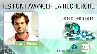 """S06-E06 - David Bikard - Eligobiotiques, des """"antibiotiques intelligents"""""""