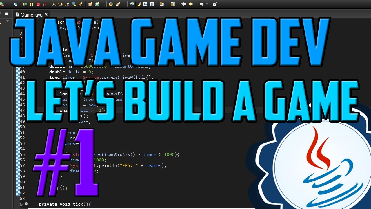 Java programming lets build a game 1 youtube baditri Gallery