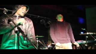 MRW - Performing at Mix Up (O2 Academy Islington) - #BigCircleMedia