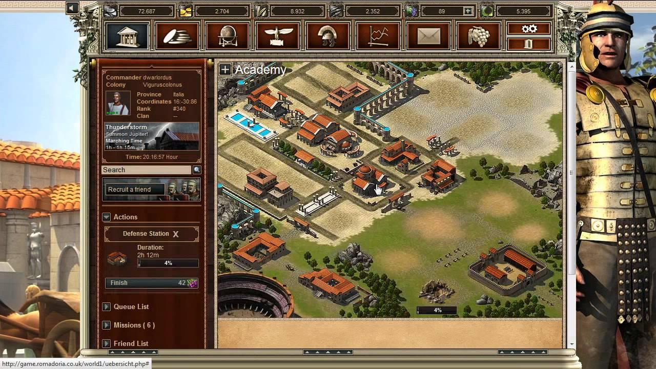 Видео Romadoria - gameplay