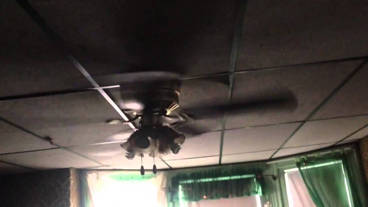 52 Catalina Lighting Hugger Ceiling Fan Broken Blade