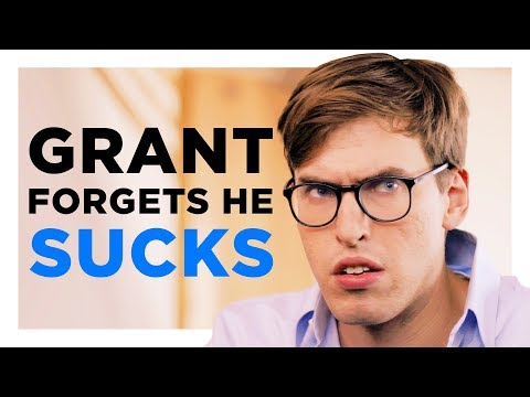 Grant Forgets He Sucks | Hardly Working