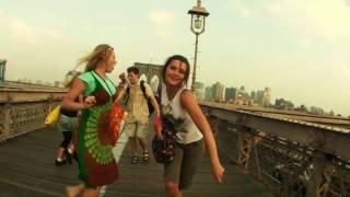 SHANTEL MAHALAGEASCA AKA RUSSIANS ON BROOKLYN BRIDGE (NYC) 2008