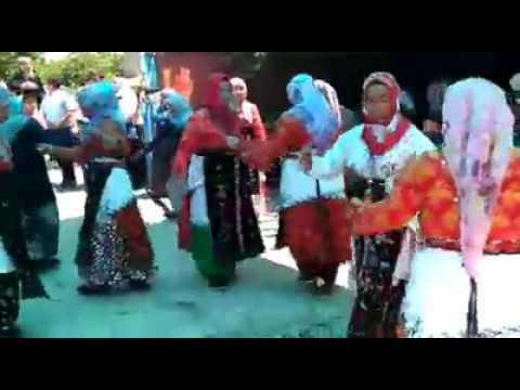 Kaşık Oyunu Simav Yeniköy Kasabası