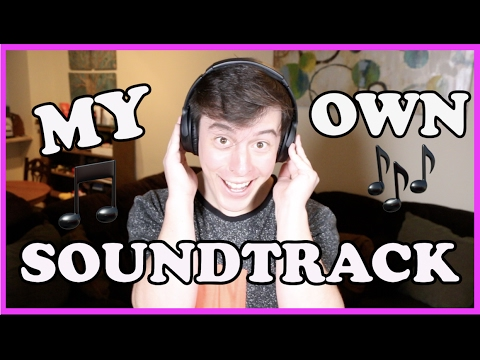 I Get My Own SOUNDTRACK! | Thomas Sanders