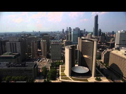 The Building - Toronto City Hall