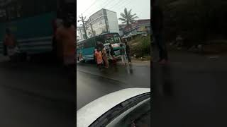 Download Ksrtc Bus Accident At Thamarassery Churam Wayanad