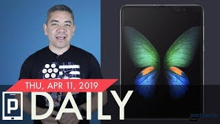 Samsung Galaxy Fold Date, LG Transparent Foldable & more - Pocketnow Daily