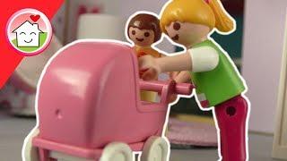 Playmobil Film deutsch - Die Puppenmamas - Geschichte für Kinder von Familie Hauser