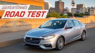 2019 Honda Insight | Road Test
