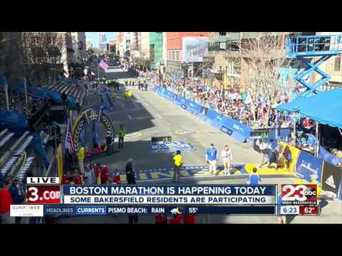 Security and preparations for Boston Marathon