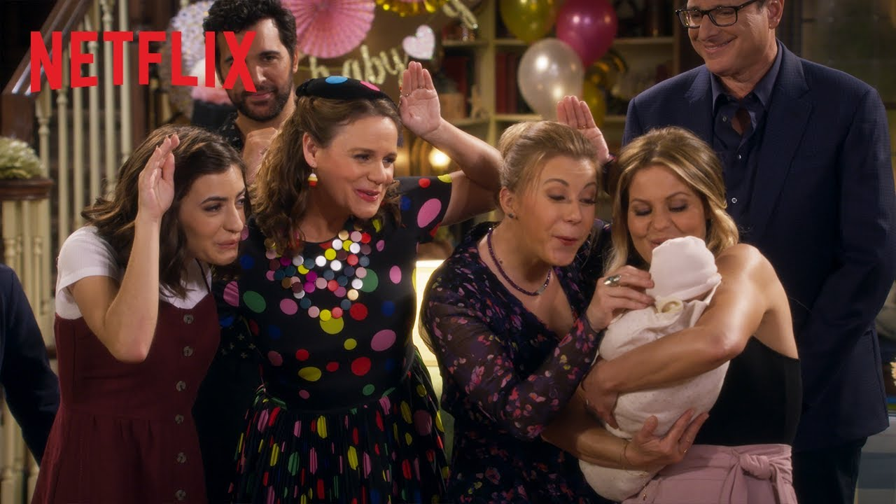 Fuller House Temporada 5 Parte A Trailer Oficial Netflix Youtube