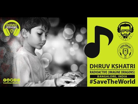 #135 :: Radioactive | Imagine Dragons (piano cover) - Dhruv Kshatri | Bangalore, India 🇮🇳