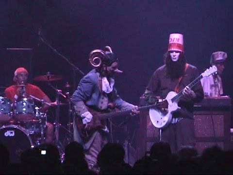 Colonel Claypool's Bucket of Bernie Brains: The State Palace Theatre - New Orleans, LA 2003-05-03