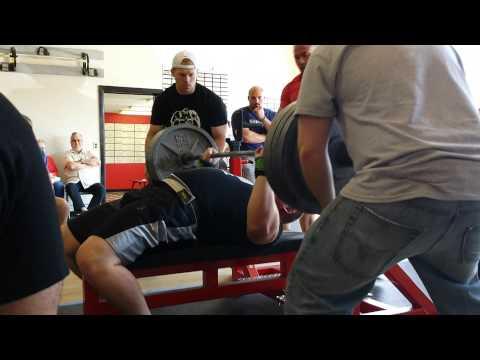 500 lb bench opener