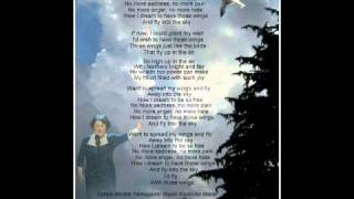 Susan Boyle ~ Wings To Fly (with lyrics)