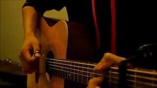 รักไม่มีเงื่อนไข (Ost.Love Sick 2) - Fingerstyle Guitar Cover - ต้า Nattan Tangkavachiranon