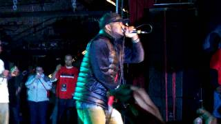 Serani - Everywhere I Go Live at Hot 106 Winter Break Bash