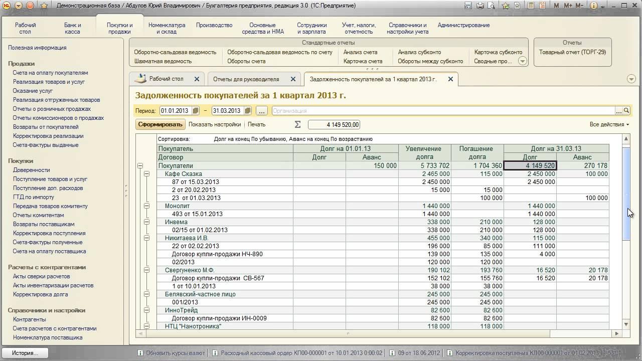 Звукорежиссера управление кредиторской задолженностью учебник все такие разные