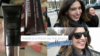there s a pooh on the boat   lily pebbles weekly vlog