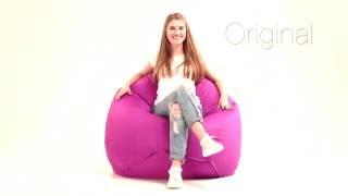 видео Оригинальное Кресло-груша
