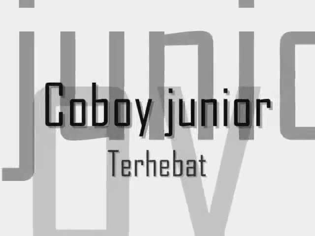 Free download mp3 coboy junior terhebat officialgolkes by.