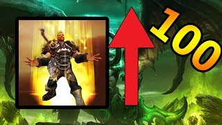 BOOSTUJE DO 100 POZIOMU - World of Warcraft / 30.07.2018 (#3)