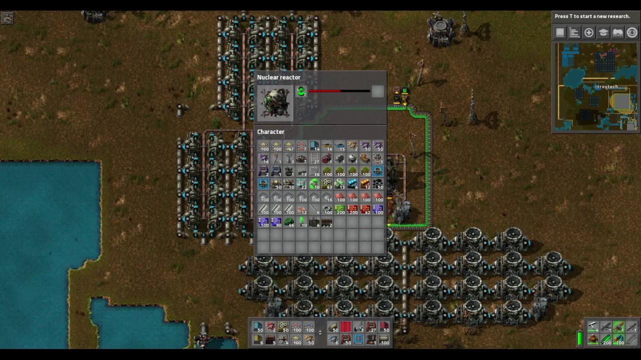 how to make more power factorio