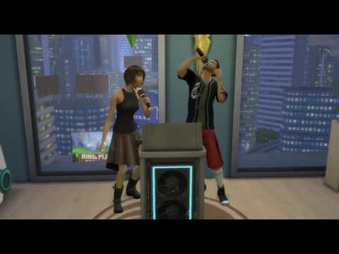 Sims 4 Karaoke Duet