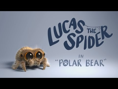 Lucas the Spider - Polar Bear (part 2)