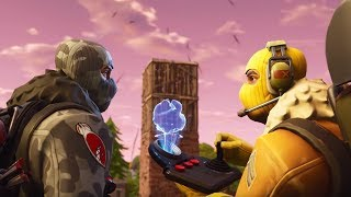 Fortnite | New Skin out:) Apply to Courage now! :)