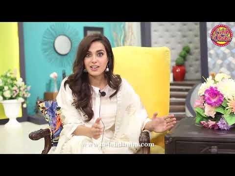 Iqra Aziz Interview Ranjha Ranjha Kardi