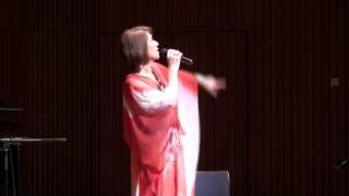 リヨン駅 中山エミ 2011年6月14日 ゆめりあホール シャンソンコンサート.