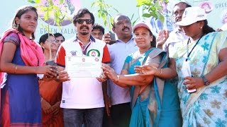 Vivek Hosted Green Kalam Peace Rally, A Tribute To Abdul Kalam