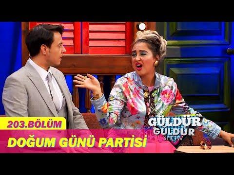 Güldür Güldür Show 203.Bölüm - Doğum Günü Partisi
