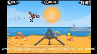 Moto Bike Race Game online gratis