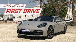 2019 Porsche Panamera GTS First Drive