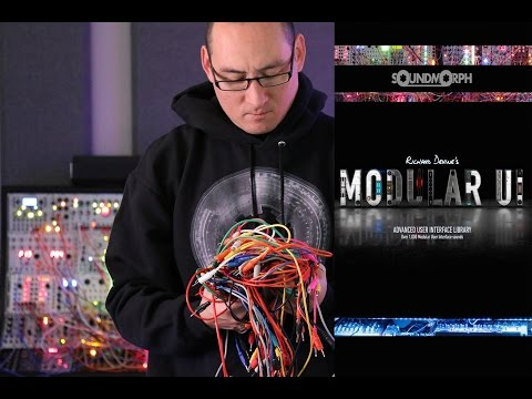 SoundMorph - Richard Devine's Modular UI - Making of