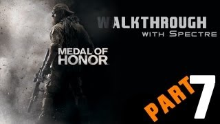 Medal of Honor 2010 Part 7 - FLYING TERRORISTS Gameplay Walkthrough (Xbox 360/PS3/PC)