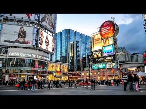 Toronto, Canada | Yonge Street Walking Tour