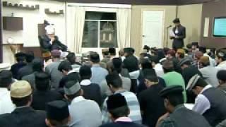 Gulshan-e-Waqfe Nau (Khuddam) Class: 8th November 2009 (Part 1)