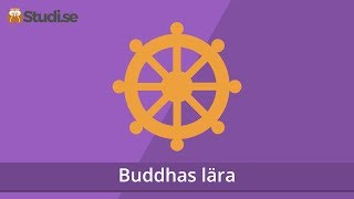 Buddhas Lära (Religion) - Studi.se