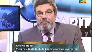 Entrevista Capital: Antonio Bonet