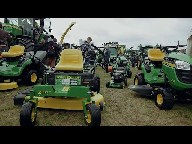 John Deere na wystawie Agro Show 2017